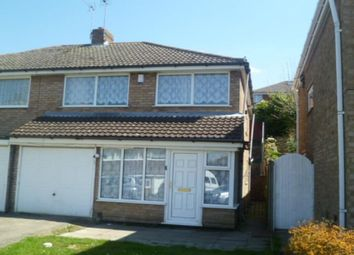 Thumbnail 3 bed semi-detached house to rent in Magdalen Close, Dudley