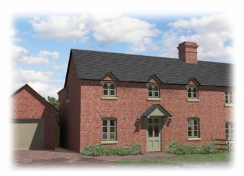 Thumbnail 4 bed terraced house for sale in Farm Lane, Horsehay, Telford