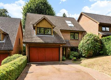 Thumbnail 5 bedroom detached house for sale in Woodcote, Maidenhead