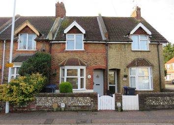 Thumbnail 2 bedroom terraced house for sale in Penfold Road, Broadwater, Worthing