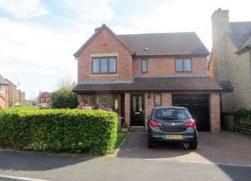 Thumbnail 4 bed detached house for sale in Market Avenue, Weston-Super-Mare