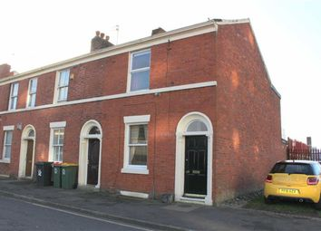 Thumbnail 2 bed end terrace house for sale in St. Austins Road, Preston