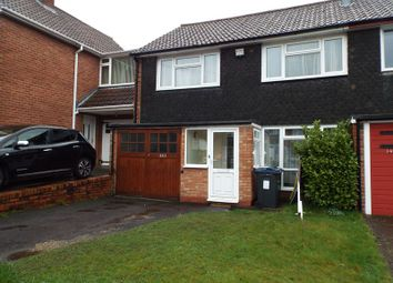 3 bed terraced house to rent in Swarthmore Road, Selly Oak, Birmingham B29