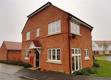 Thumbnail 2 bed semi-detached house for sale in Song Thrush Drive, Finberry, Ashford