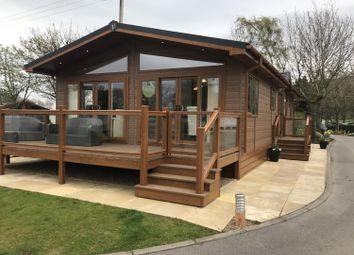 Thumbnail 3 bed bungalow for sale in Chantry Country Retreat, West Witton, Leyburn
