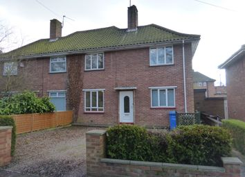Thumbnail 3 bedroom semi-detached house for sale in Dereham Road, Norwich