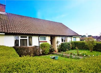 Thumbnail 2 bed bungalow for sale in Clas Tynewydd, Cardiff