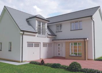 "Thumbnail 4 bed detached house for sale in ""The Tay"" at Kilsyth, Glasgow"