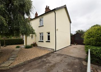 Thumbnail 2 bed semi-detached house for sale in Mount Pleasant Hill, Whissendine, Rutland