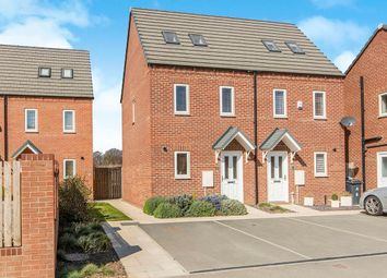 3 bed semi-detached house for sale in Stayers Road, Bessacarr, Doncaster, South Yorkshire DN4