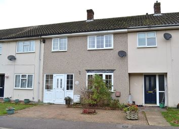 Thumbnail 3 bed terraced house for sale in Blackbush Spring, Harlow