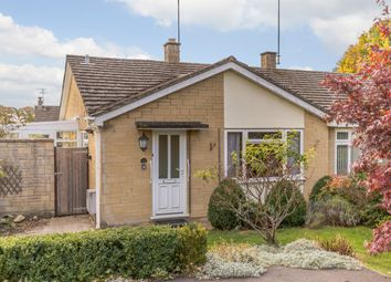 Thumbnail 2 bed semi-detached bungalow for sale in The Green, Chipping Norton, Oxfordshire