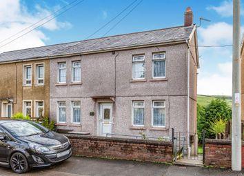 3 bed semi-detached house for sale in Heol Cadrawd, Llangynwyd, Maesteg CF34