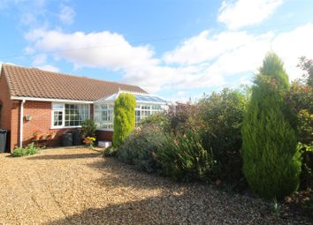 Thumbnail 2 bed detached bungalow for sale in Church Bank, Terrington St. Clement, King's Lynn