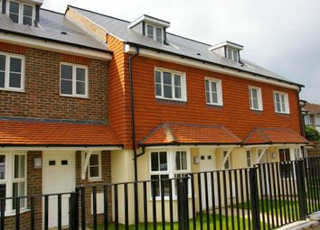Thumbnail 4 bed town house for sale in Blanshard Close, Herstmonceux, Hailsham