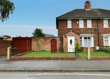 Thumbnail 3 bed semi-detached house for sale in Langtoft Grove, Hull, East Yorkshire