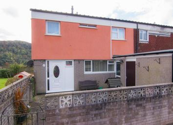 Thumbnail 3 bedroom end terrace house for sale in Newland Way, Wyesham, Monmouth