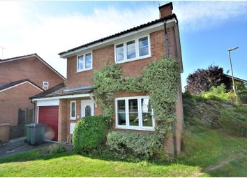 Thumbnail 3 bed detached house to rent in Wyre Close, Chandlers Ford