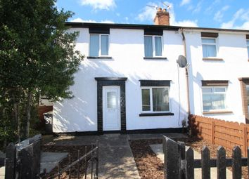 Thumbnail 3 bedroom semi-detached house to rent in Graymount Crescent, Newtownabbey