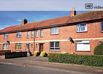 Thumbnail 3 bed terraced house for sale in Churchill Crescent, Ayr