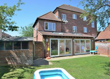 Thumbnail 5 bed semi-detached house for sale in Adams Court, Woughton On The Green, Milton Keynes