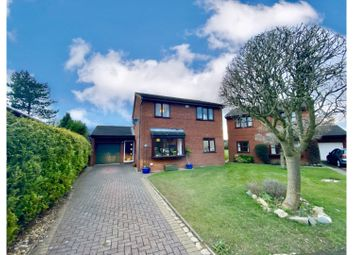 3 bed detached house for sale in Maes Uchaf, Connah's Quay CH5