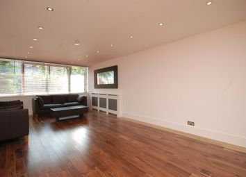 Thumbnail 3 bed flat for sale in Straffan Lodge, Belsize Grove, Hampstead