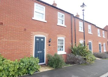 Thumbnail 2 bed terraced house to rent in Brocklehurst Road, Kempston, Bedford