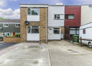 Thumbnail 3 bed end terrace house for sale in Fairisle Road, Lords Hill, Southampton, Hampshire