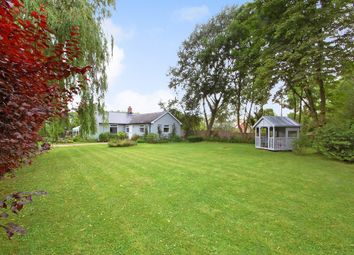 Thumbnail 3 bed detached bungalow for sale in Badingham, Woodbridge