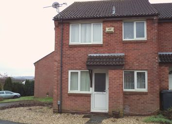 Thumbnail 1 bed end terrace house to rent in Denbeck Wood, Eastleaze, Swindon