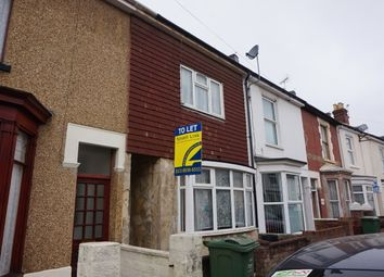 Thumbnail 4 bed detached house to rent in Margate Road, Southsea