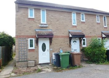 Thumbnail 1 bedroom end terrace house for sale in Whitacre, Parnwell, Peterborough