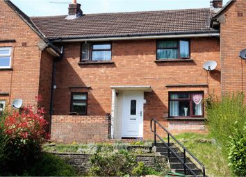 Thumbnail 3 bed terraced house for sale in Newbridge, Newport