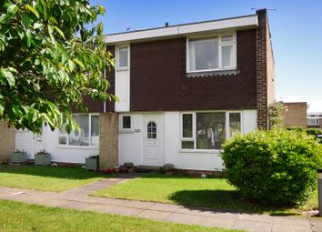 Thumbnail 3 bed end terrace house for sale in Arundel Garden, Rustington, Littlehampton