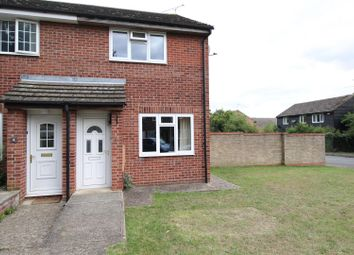 Thumbnail 2 bed end terrace house for sale in Anderson Close, Needham Market, Ipswich