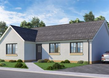 Thumbnail 3 bedroom detached bungalow for sale in The Gordain III, Maple Grove, James Street, Blairgowrie, Perth And Kinross