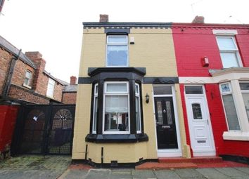 Thumbnail 2 bedroom terraced house for sale in Basing Street, Garston, Liverpool