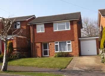 Thumbnail 3 bed detached house to rent in Windmill Drive, Reigate