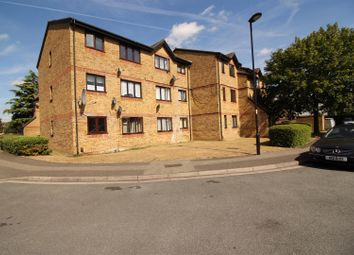 Thumbnail 1 bed flat for sale in Westfield Close, Enfield