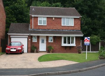 Thumbnail 3 bed detached house for sale in Hutchinson Way, Telford
