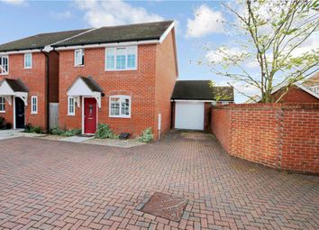 Thumbnail 3 bed detached house for sale in Wadham Close, Romsey, Hampshire