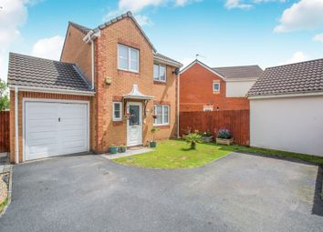 Thumbnail 3 bedroom detached house for sale in Clos Hector, Cardiff