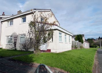 Thumbnail 4 bed end terrace house for sale in Rockhampton Avenue, Westwood, East Kilbride