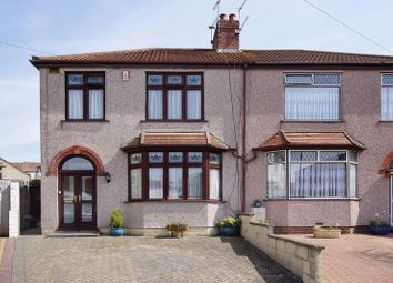 Thumbnail 3 bed semi-detached house for sale in Ventnor Avenue, Bristol