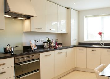 "Thumbnail 2 bed flat for sale in ""The Gainsborough At Weaver's Meadow"" at The Mews, Radiator Road, Great Cornard, Sudbury"