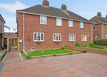 Thumbnail 3 bed semi-detached house for sale in Chaucer Road, Chelmsford, Essex