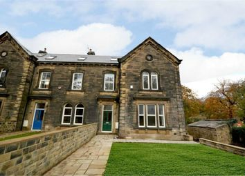 Thumbnail 6 bed end terrace house for sale in Oxford Road, Gomersal, Cleckheaton, West Yorkshire