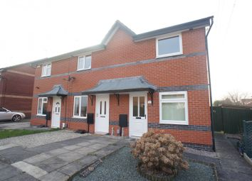 2 bed semi-detached house to rent in Kintyre Drive, Sinfin, Derby DE24