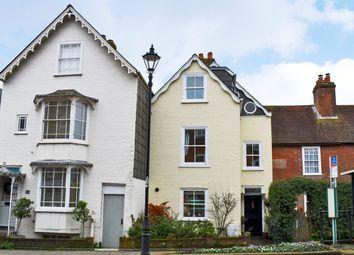 Priestlands Place, Lymington SO41. 3 bed town house for sale